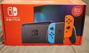 Nintendo Switch 2020 Model V2 New In Hand for Sale in Orlando, FL