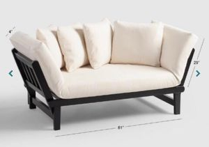 World Market Day Sofa with covers for Sale in Powhatan Point, OH