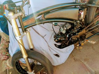 Motorbike Made By Silk E.S 49cc for Sale in Riverside,  CA