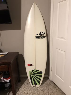 JS Blak Box Surfboard for Sale in League City, TX
