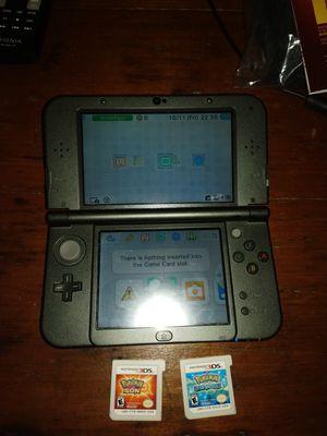 Nintendo 3dsXL w/ games for Sale in Blacklick, OH