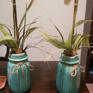 Two fake plants for Sale in Hampton, VA
