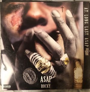 At Long Last ASAP by ASAP Rocky Vinyl for Sale in Eau Claire, WI
