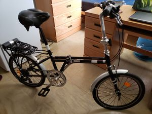 Columbia brand folding bike for Sale in Austin, TX