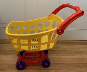 My First Shopping Cart Kids Pretend Toy - Handle is Collapsible NEW for Sale in Queens, NY