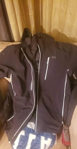 All black helly hansen for Sale in Federal Way, WA