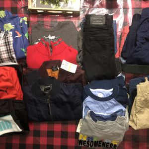 Boys Clothes Bundle Size 4/5 (30pz) / Some New W/tags for Sale in Los Angeles, CA