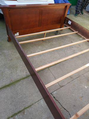 Bed frame for Sale in Modesto, CA