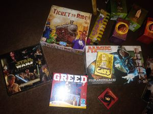 Board games, card games, toys!!!! for Sale in Upland, CA