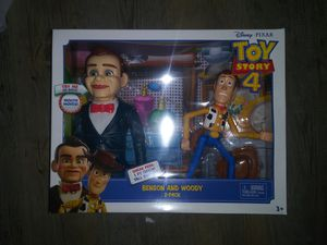 Toy story 4 set figures for Sale in Pico Rivera, CA