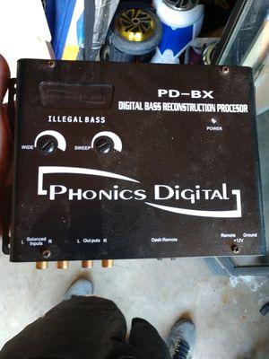 Epicentro y amplificador Los 2 por $40 for Sale in Fontana, CA