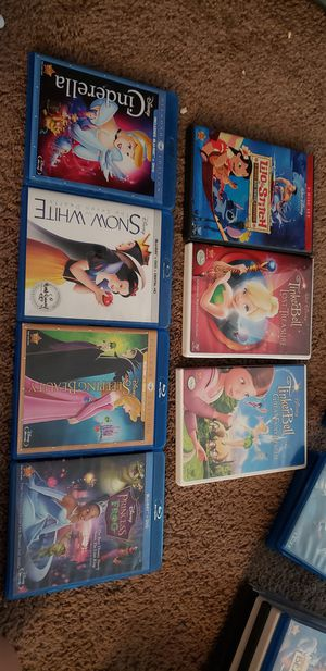 Disney dvds for Sale in Marysville, WA