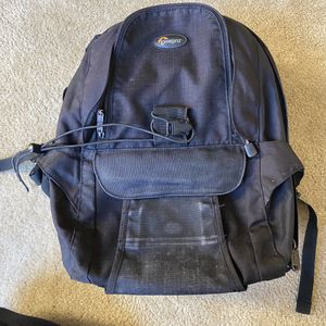 Large Lowepro Backpack for Sale in Pleasanton, CA