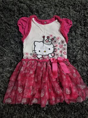 Girls size 3T hello Kitty dress for Sale in Everett, WA