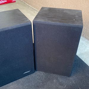 Bose Speakers Model 21 Great Condition for Sale in La Mirada, CA