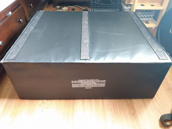 "Crown Gym Plyometric Box. 12.5"" Great Condition."