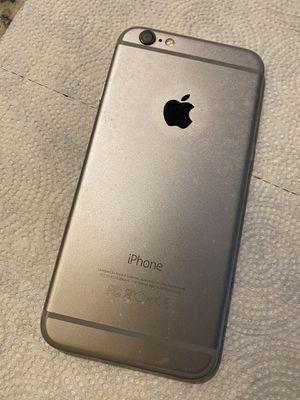 iPhone 6 factory unlock / no fingerprint for Sale in Chula Vista, CA