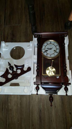 Beautiful antique Kassel wall clock for Sale in Dallas, TX