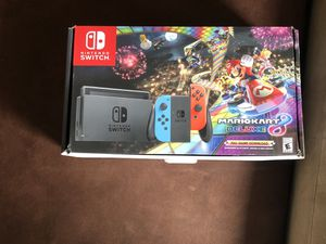 Nintendo Switch With Super Smash Bros Ultimate for Sale in Salt Lake City, UT