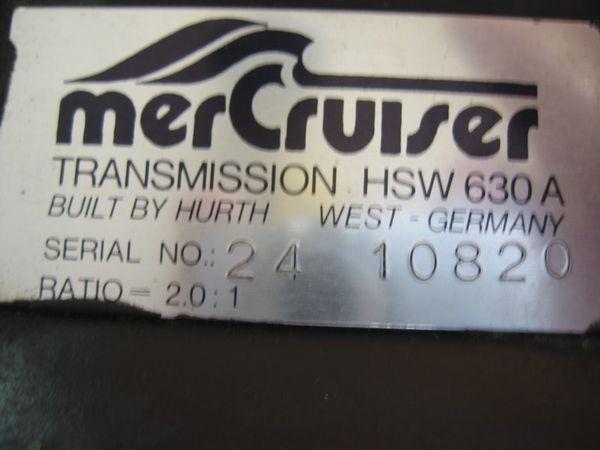 Hurth HSW630A 2.0:1
