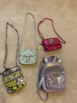 Girls Purses: Vera Bradley, Justice and Target for Sale in Winter Garden, FL