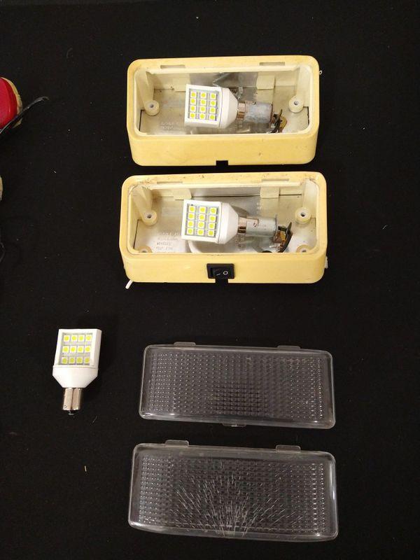 12v Lights For Camper, Trailer, RV & Door Latch