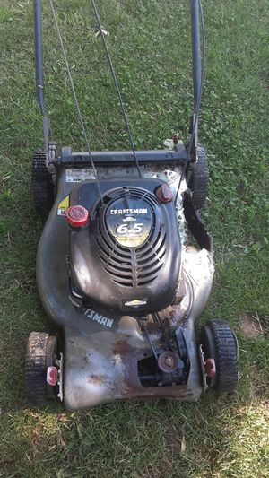 Craftsman self prop mower. Runs for Sale in Salem, OR