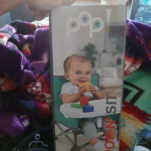 Pop N' Sit Baby chair for Sale in Scottsdale, AZ
