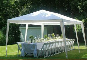 10'x20' w/ 4 Sidewalls Waterproof Outdoor Event Tent Wedding Pavilion for Events - $155 for Sale in Salt Lake City, UT