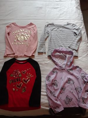 Girls tops size 3t for Sale in San Antonio, TX