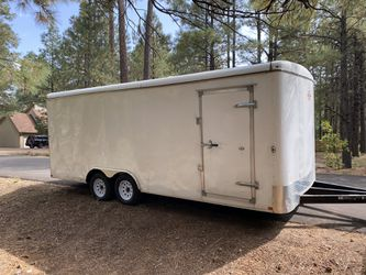 20' Enclosed Trailer for Sale in Pinetop,  AZ
