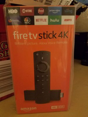 Fire TV 4k for Sale in Boston, MA