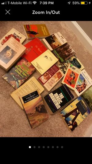 Classical literature books for Sale in Franconia, VA
