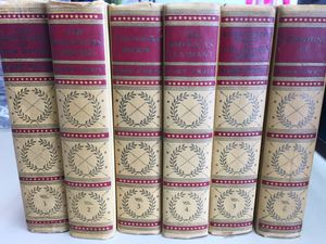 Mark Twain 6 Book Set for Sale in Lake Forest, CA