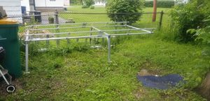 Aluminum ladder rack for Sale in Chicago, IL