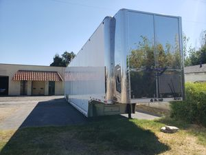 2007 6-car trailer w/liftgate for Sale in Rancho Cucamonga, CA