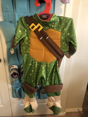 Turtle costume toddler for Sale in Gilbert, AZ