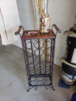 Decorative Wine Rack for Sale in Coraopolis,  PA