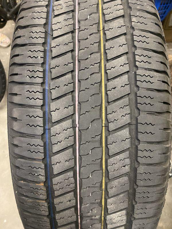 Spare tire w/rim