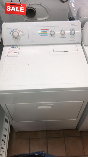 FIRST COME!!High Efficiency Electric Dryer Whirlpool CONTACT TODAY! #1521 for Sale in Silver Spring, MD