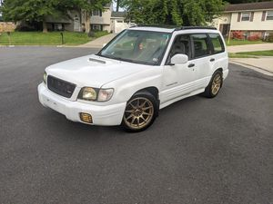 2001 Subaru Forester S AWD 208k automatic for Sale in Sterling, VA