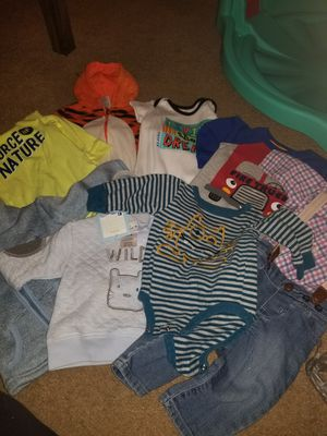 Baby boy clothes for Sale in Glendora, NJ