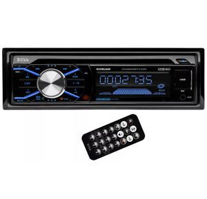 Boss 508UAB In Dash CD Car Player USB MP3 Stereo Audio Receiver Bluetooth T8 for Sale in Tyler, TX