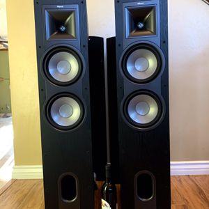 """Klipsch KF-28 (Dual 8"""" tower/floor) Speakers, A pair - $240 for Sale in Laguna Niguel, CA"""