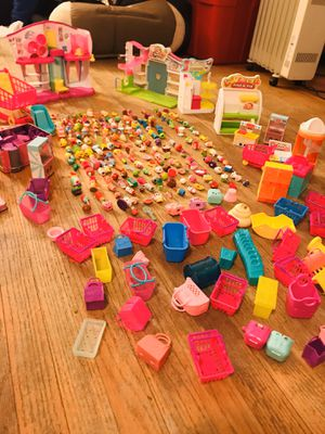 HUGE SHOPKINS COLLECTION for Sale in Vernon, CT