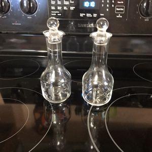 Princess House Oil & Vinegar Set for Sale in Middletown, CT