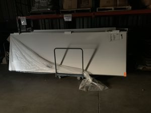 White boards for sale 4ft, 12ft for Sale in Fresno, CA