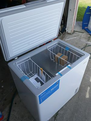 ••New•NEW in Box• Chest Freezer for Sale in Buena Park, CA