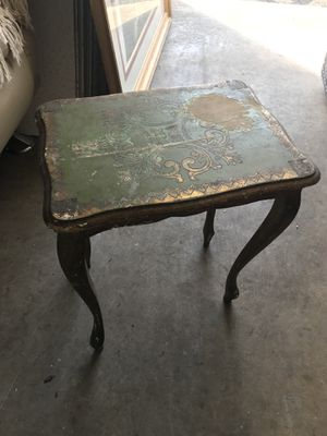 Antique side-table for Sale in Columbus, OH