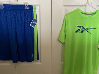 Reebok Athletic Shorts and Tee NWT for Sale in Woodstock,  GA